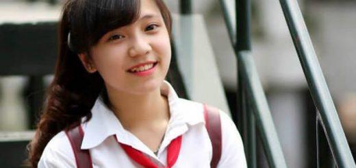 top 10 anh hot girl hoc sinh cap 2 viet 8 520x245 - Tình yêu biển qua bài Sóng của Xuân Quỳnh
